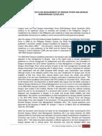 Revised Guidelines Fluid Management Oct 2012