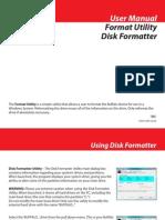 Manual Diskformatter