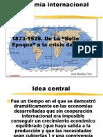 La Economia Internacional 1873 1929