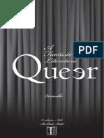 A Fantastica Literatura Queer