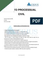 2665_aula 02 - Processo Civil