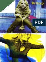 Britney Spears - Britney Booklet