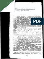 Poulantzas, N - La internacionaliación de las relaciones capitalistas y el estado-nación
