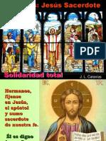 11-09 Hebreos.Jesús Sacerdote
