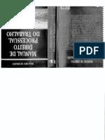 Manual de Direito Processual Do Trabalho Mauro Schiavi 2009