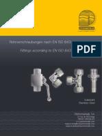 Petrometalic Fittings ISO8434 1