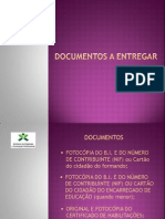 Documentos Curso Efa