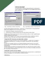07 - Introducerea de obiecte într un document