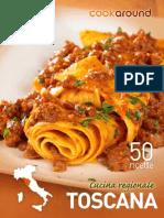50 Ricette -Cucina Regionale Toscana 2012