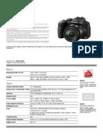 Panasonic DMC-FZ200 Manual