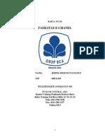 Makalah Karya Tulis Bakti BCA Tahap III