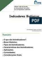 Minicurso Indicadores Biologicos Duarte