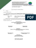 Surat Permohonan Rekomendasi Dekan