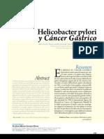 H. Pylori y Cancer Gastrico
