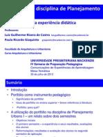 Portfolios 130730