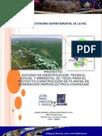 Presentacion Hidroelectrica Charazani