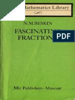 MIR - LML - Beskin N. M. - Fascinating Fractions
