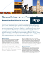 Education Facilities - National Infrastructure Protection Plan