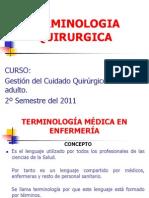 terminologia.quirurgica