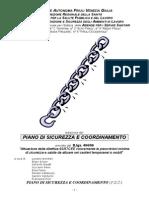 3Piano Di Sicurezza e Coordinamento - PSC