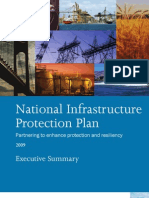 National Infrastructure Protection Plan - Executive Summary 2009