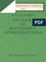 MIR - LML - Vilenkin N.ya. - Method of Successive Approximations