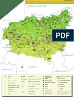 Map Province Leon