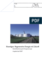 Bioerdgas Regenerative Energie Mit Zukunft