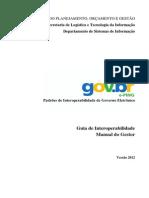 Guia de Interoperabilidade Manual Do Gestor 2012