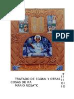 Cartula Tratado de Eggun