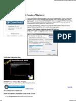 YUMI - Multiboot USB Creator (Windows) _ USB Pen Drive Linux