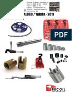 Catalogo Helicoil Insertos 2011