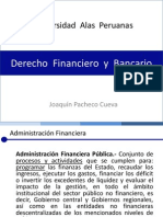 Derecho Financiero y Bancario - Presupuesto p.