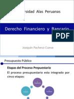 8 Derecho Financiero - Presupuesto Publico