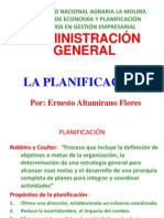 E.Planificación