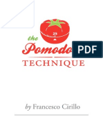 Versc3a3o Traduzida de the Pomodoro Technique