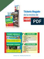 Tickets Regalo de Canarias.com