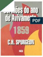 C. H. Spurgeon - Sermões do Ano de Avivamento