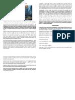 Poluição química e química antipoluição