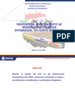 Sometimiento de Reservas_Estudios Integrados