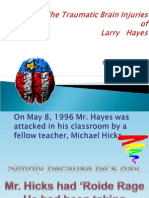 What happened to Larry Hayes