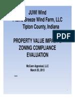 McCann Appraisals -Tipton  Indiana Study