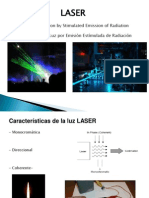 Historia Del Laser y Principios Basicos