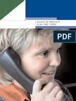 3Com Telefonia IP Solucion V3000