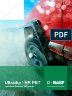 Ultradur PBT HR Brochure