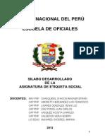 Silabo Etiqueta Social 2013 Final
