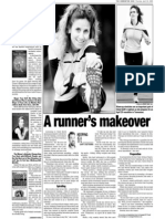 Cindy Keith, Keeping Fit, Sun Media (April 20, 2006)