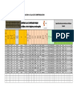 Formato de Reporte de Afiliacion a Caja de Compensacion