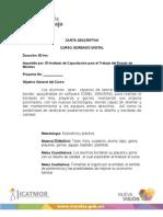 Cartas Descriptivas Programa Habitat 2013