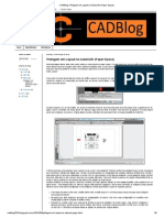 CADBlog_ Plotagem Em Layout No AutoCAD (Paper Space)